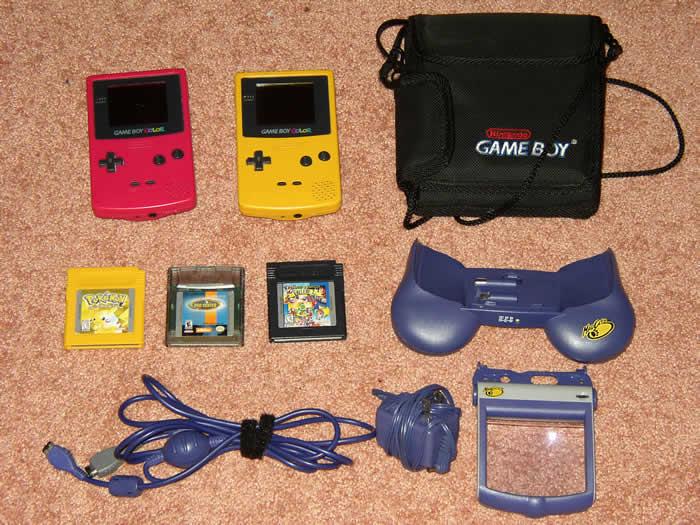 game boy color s 1 official nintendo game boy